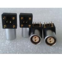 Buy cheap EPG.1B.302 2pin pcb mount lemo connector from wholesalers