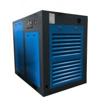 China 130kw 175hp Rotary Screw Air Compressor , Warter Cooling Method Machine For General Industry Air Compressor wholesale