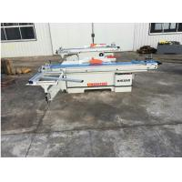 China MJ243 small vertical panel slide table saw machine with discount price now wholesale