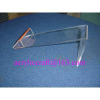 China 2015 Best-selling Acrylic shoes display stand, plexiglass shoes display rack wholesale