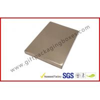 Quality 300g Rich Paper Card Board Packaging Offset Printing With Drawer Box Style for sale
