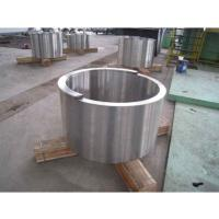 China Forged/Forging Steel Nonmagnetic Retaining Rings for Steam Turbine Generators Rotor wholesale