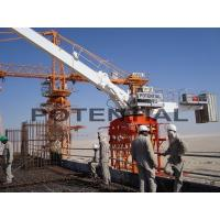China HG38 Stationary Concrete Placing Boom 8.0t Counter Weight ISO9001 Certificated wholesale