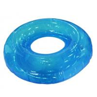 China Adults Inflatable Swimming Rings And Tubes Green 91cm ASTM CE wholesale