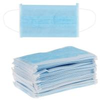 China safe Disposable 3 Ply Surgical Face Mask Outdoor Surgical Disposable Mask wholesale