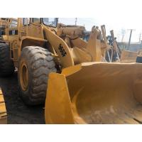 China 966F Used Cat Wheel Loaders Used Front Loader High Fuel Capacity Good Working Condition on sale