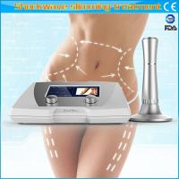 China shockwave cellulite / acoustic wave therapy cellulite /shock wave for body shaping wholesale