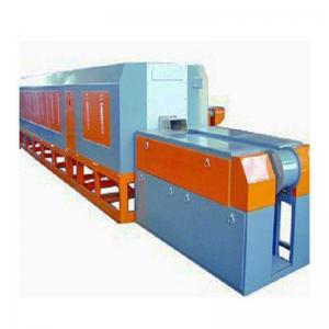 China Continuous  Mesh Belt Brazing Furnace  , Sintering Furnace Powder Metallurgy wholesale