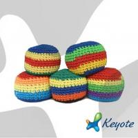 Quality Knitted hacky sack for sale