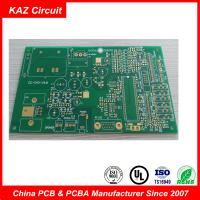 Buy cheap 4 Layers Industrial PCB For Photobooth Double Sided FR-4 ENIG Immersion Gold from wholesalers