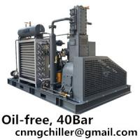 Quality 40Bar High Pressure Air Compressor For PET Bottle Blowing Machine for sale