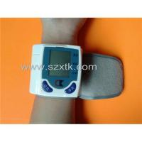 China Intelligent Wrist Blood Pressure Monitor wholesale
