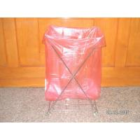 China Water Soluble Strip PE Laundry Bag on sale
