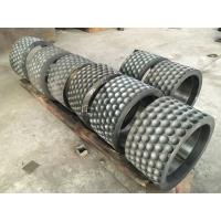 China AISI 4130 AISI 4140 AISI 4340 Forging Forged Steel Ball Press Machine Ball Presses Roller Sleeves wholesale