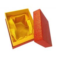 China Color Printing Paper Display Box , Custom Printed Display Boxes For Bottle Wine on sale