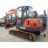 China Used DOOSAN DH55 5.5 Ton Mini Excavator,Used Mini Excavator For Sale wholesale