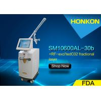 China Vagina Loosing Sm100600al Fractional Co2 Laser For scar and stretch mark. wholesale