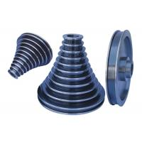 China Wire Drawing Machine Parts Stepped Cone Pulley Corrosion Resistance wholesale