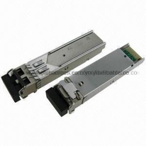 China 155M BiDi SFP Modules/1.25G BiDi SFP Modules/Tx1310/Rx1550nm 155M BiDi SFP Modules wholesale