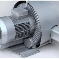 China Aluminum High Pressure Vacuum Blower , 5.5kw Double Stage Air Vacuum Blower wholesale