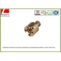 China Precision Brass stainless steel aluminum , copper CNC Turning Machining Parts wholesale