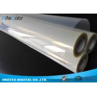 Buy cheap Digital Transparency Imagesetting Film Inkjet Clear Film 100 Micron For Screen from wholesalers