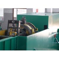 China Welded Stainless Steel Pipe Rolling Machine , 75KW SS Tube Mill Line ISO wholesale