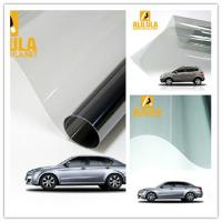 China UV 99% reduction plastic self-adhesive sputtering window film for car in 1.52*30m wholesale