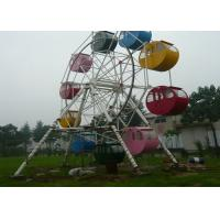 China Outdoor Big Wheel Fairground Ride , 360 Degrees Ferris Wheel Attraction wholesale
