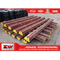 Quality High hardness B2 Material Grinding Rods Forged Grinding Steel Bar wholesale
