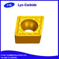 China ZCC.CT brand tungsten carbide coating inserts CCMT wholesale
