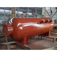 China Anti shock gas hot water boiler mud drum ASME wholesale