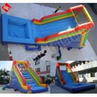 China Inflatable Water Slides - Blue wholesale