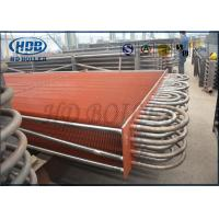 China Stainless Steel Resistance Corrosion Heat Exchanger ASME For CFB Boiler wholesale