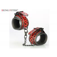 Buy cheap Leather Metal Bondage Sex Toys Completely Safe Healthy Non Toxic Cheap Funn from wholesalers