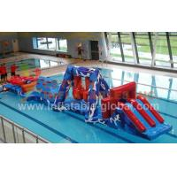 China Inflatable Water Slide, Inflatable Water Toy, Inflatable Water Obstacle Course wholesale