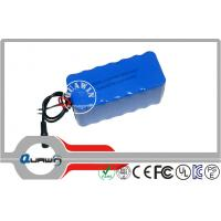 China Customized 11.1V DC Lithium Battery Packs 18650 for CCTV Camera wholesale