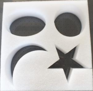 China 15 30 or 60 mm thick foam forex corrugated coroplast eva epe carton sample maker cutter wholesale