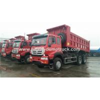 China 25 Tons SWZ Heavy Duty Dump Truck ZZ3251M3641W With Sinotruk 290hp Euro2 Engine 11.00R20 Tyres wholesale
