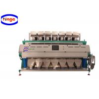 Quality Easy Serviceability Sesame Color Sorter With Intelligent Ejector Control Software for sale