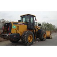 China EPA Engine Compact Wheel Loader High Tensile Unitary Frame Structured on sale
