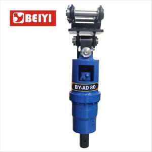 China guardrail excavator mounted hammer hydraulic piling machine driver wholesale