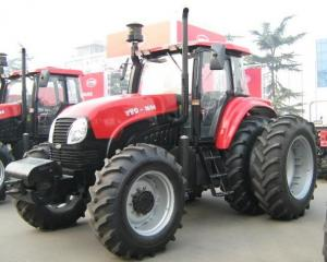 China YTO X1604 4x4 160HP Agriculture Farm Tractor With Flexible Steering wholesale