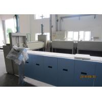 China Automatic Feed Electric Tunnel Furnace , Electric Muffle Furnace Custom Dimension wholesale