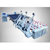 China Glass Cutter CNC Router Machine Full Automatic Max Cutting Size 7000x1300mm on sale