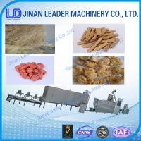 China Vegetarian soya meat Production Line Made in China wholesale