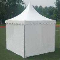 China Membrane roofing  pvc coated fabric/waterproof tent fabric,tent house on sale