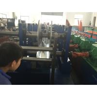 China 5T Hydraulic Uncoiler Cable Tray Roll Forming Machine With Press Machine wholesale