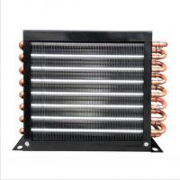 China FNA-1.15/5.2 1 fan refrigeration condenser coil  for condensing unit 220v  50/60hz  40W  400*130*280mm on sale