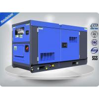 Quality 3 Phase Diesel Generator Set Turbocharged Soudproof With Cummins Diesel Engine wholesale